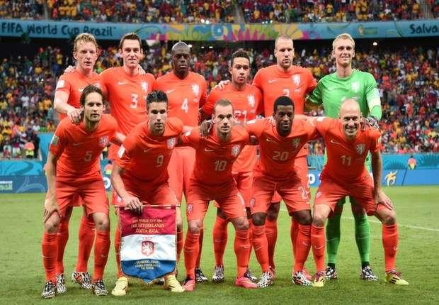 Rapport Oranje: Alle 23 spelers