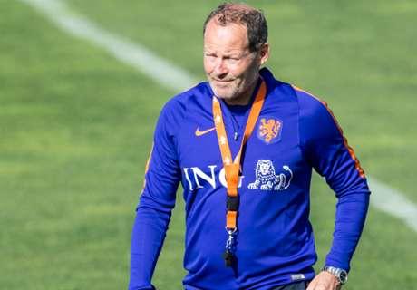 Danny Blind Umumkan Skuat Belanda