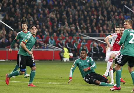 Ajax-opponent: