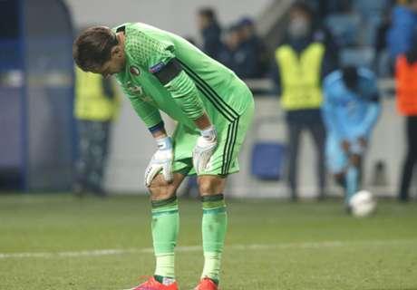 Feyenoord is Jones tijdelijk kwijt