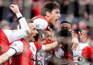 Selebrasi Feyenoord