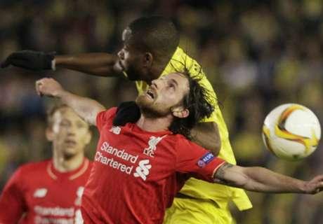 Liga Europa: Liverpool 3 x 0 Villarreal