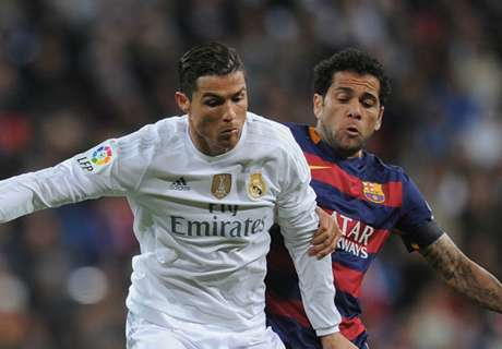 Dani Alves explains Ronaldo fight