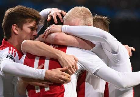 UCL: Ajax 4 x 0 APOEL