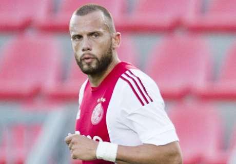 VIDEO: Heitinga ends career