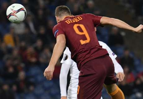 Ratings: Roma 4-1 Viktoria Plzen