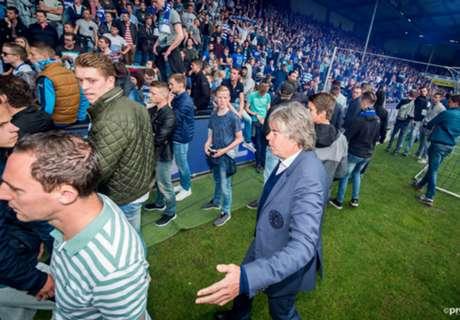 KNVB onderzoekt Vijverberg-incidenten