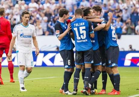 Schalke 04 is spoor compleet bijster