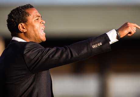 Kluivert feiert Erfolg mit Curacao