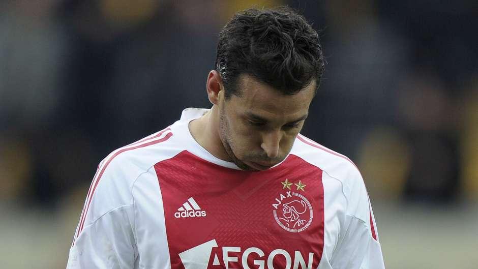 Mounir El Hamdaoui, Ajax - Goal.com Soccerway Nl