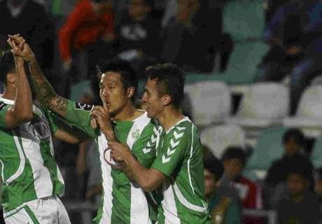 Gol Brilian Suk Hyun-Jun Kontra Sporting