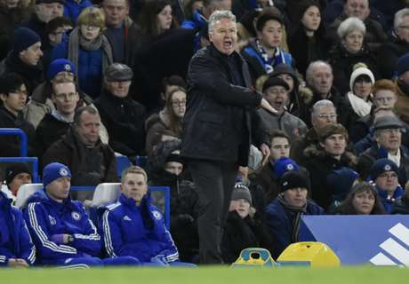 Hiddink: Chelsea deserved a point