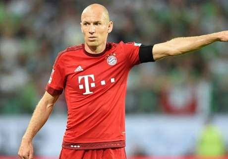 EXCLU GOAL - Robben confie ses ambitions