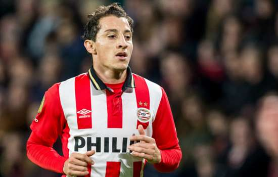 Real Betis confident of landing Mexico international Guardado