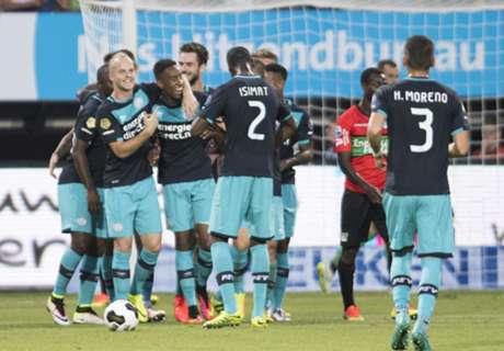 PSV Pesta Empat Gol Ke Gawang NEC
