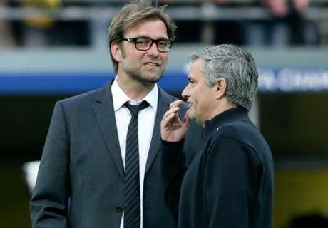 Klopp legt clash met Mourinho uit