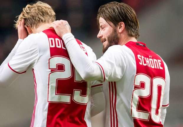 """Schöne: """"Dolberg juicht cooler dan anderen"""" - Goal.com"""
