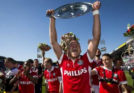 Dramatis, PSV Juara Eredivisie