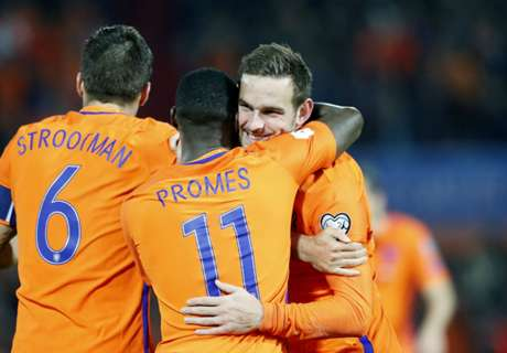 Holanda, sin inconvenientes