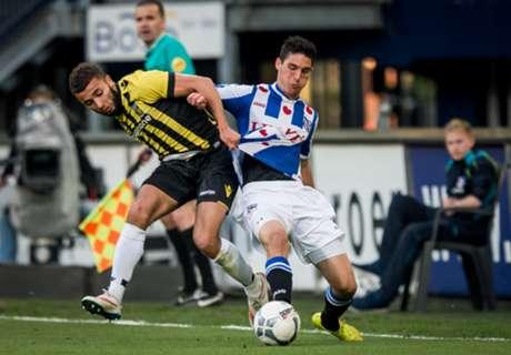 Geen winnaar bij Heerenveen - Vitesse