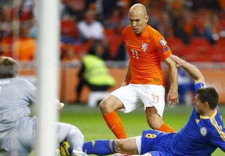 Kapteni Belanda, Robben Merasa Spesial