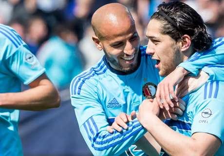 Feyenoord & AZ Akhiri Musim Dengan Positif