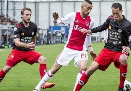 Eredivisie: Feyenoord Jauhi Ajax