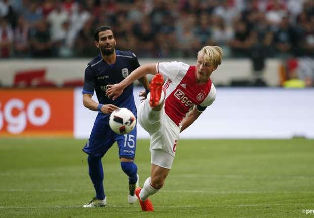 Ajax Paok: Samenvatting: Ajax