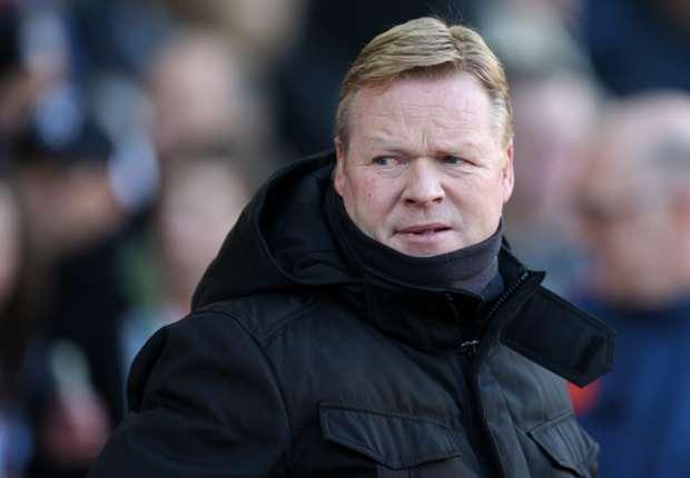 Koeman slams 'bulls***' Chelsea links after Southampton victory