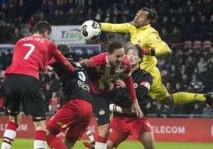 WARNER HAHN | SBV Excelsior<br>- 8 reddingen<br>- Hahn was goed voor meer reddingen dan iedere andere Eredivisiedoelman in speelronde 18 (8)