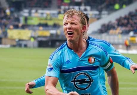 Vertrouwen Feyenoord op het spel