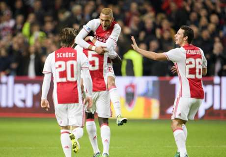 Ajax Tempel Feyenoord