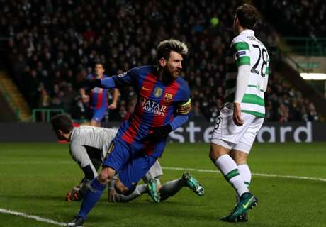 Messi vestigt persoonlijk record