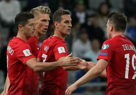 Polen geeft zege weg in tweede helft