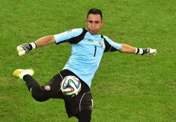 Navas still waiting on Real Madrid switch