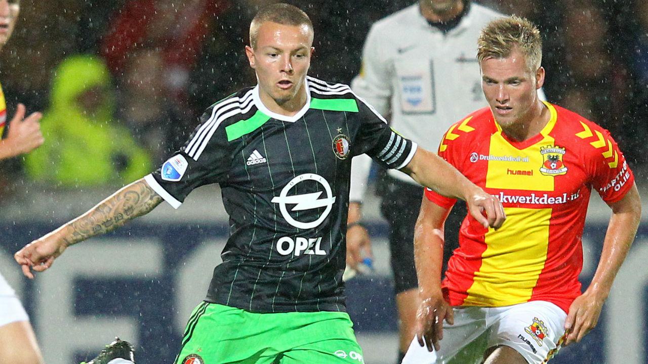 Jordy Clasie, Go Ahead Eagles - Feyenoord, KNVB Beker ... Soccerway Nl