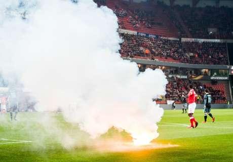 UEFA start onderzoek naar Ajax-fans