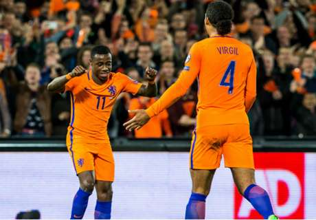 Ratings: Netherlands 4-1 Belarus