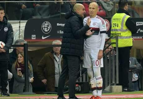 Robben regrette déjà Guardiola