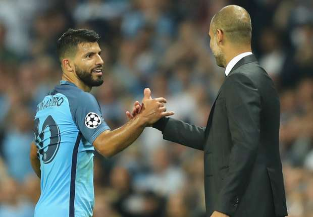 'Guardiola has made Aguero world class - he never was under Pellegrini or Mancini'