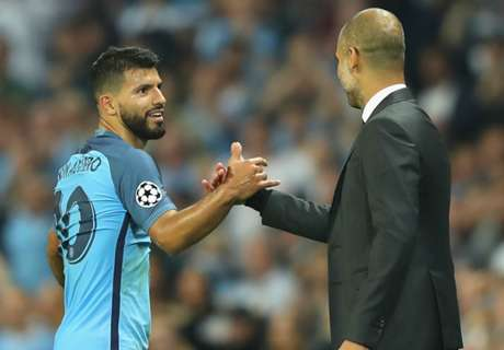 Pep desperate for Aguero to stay