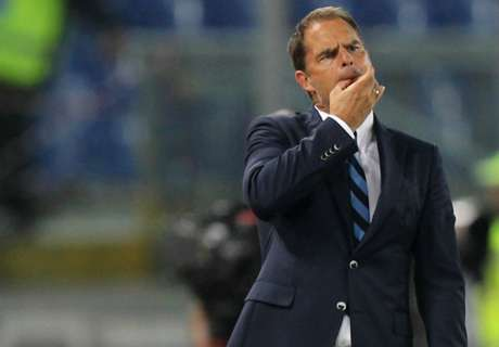 De Boer: Inter stopped playing