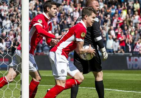 VÍDEO: El PSV, a cañonazos