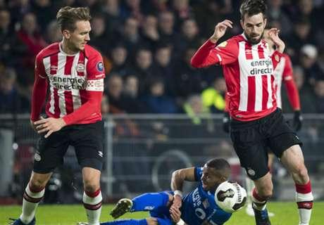 De Jong Menangkan PSV