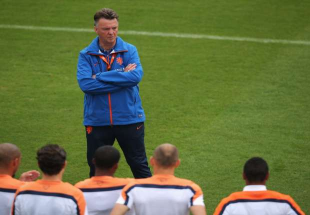Fifa lacking fair play in World Cup scheduling - Van Gaal