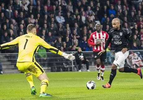 VÍDEO: PSV 1-1 Heracles