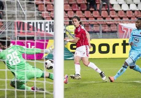 Gol Menit 99 Selamatkan Feyenoord