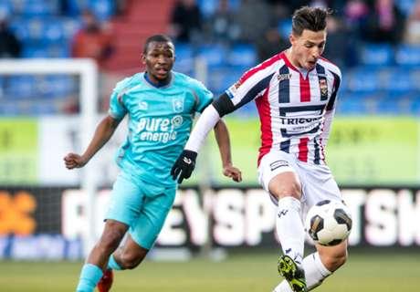 Willem II verzuimt Twente te verslaan