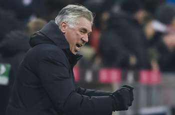 Ancelotti admits giving a fan 'the finger' after Hertha clash