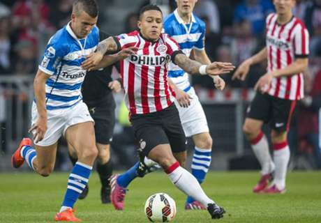 PSV on brink of Eredivisie title